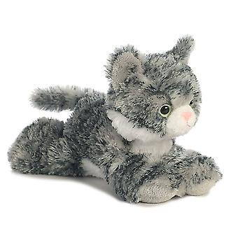 Aurora World Lily the Cat Mini Flopsies Plush Toy