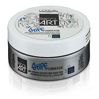 L'Oreal Tecni Art Stiff Pomade Paste 75ml
