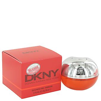 Donna Karan Women Red Delicious Eau De Parfum Spray By Donna Karan