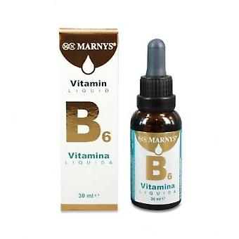 Marny's Vitamin B6 Liquid 30 ml (Dieet en voeding , Multvitamines)