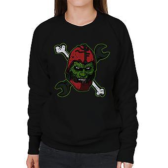 Wizard Of Weapons Masters Of The Universe Women's Sweatshirt