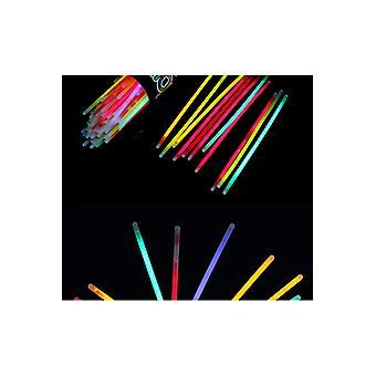 Coronas y joyas de la caja de 20 piezas de pulsera glowstick