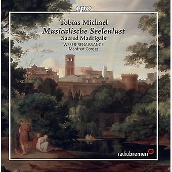 Michael / Weser-Renaissance / Cordes - Musicalische Seelenlust [CD] USA import