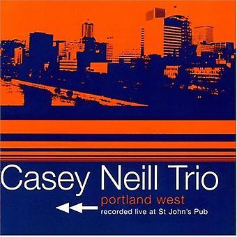 Casey Neill Trio - Portland West [CD] USA import