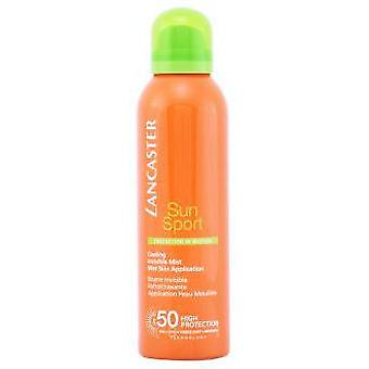 Lancaster Sun Sport Cooling Invisible Mist Wet Skin Application Spf50