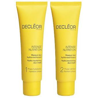 Decléor Paris Nutrition Intense Masque Hydra-nourrissant Duo 2x25ml