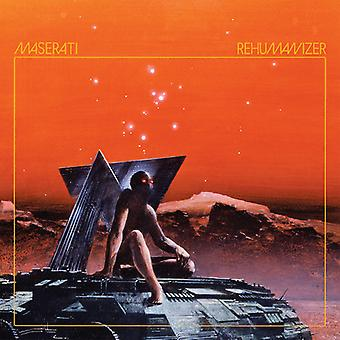 Maserati - Rehumanizer [CD] USA import