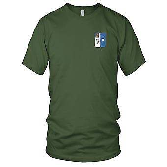 US Army - 44th Infantry Regiment Embroidered Patch - Kids T Shirt