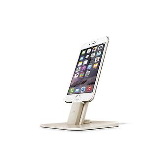 Twelve South Hirise Deluxe-the ultimate Pedestal For iPhone-iPad-& GOLD