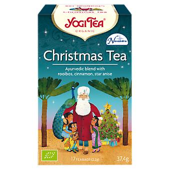 Yogi Tea Christmas Collection Infusion 17 Bags (Vitamins & supplements , Multinutrients)