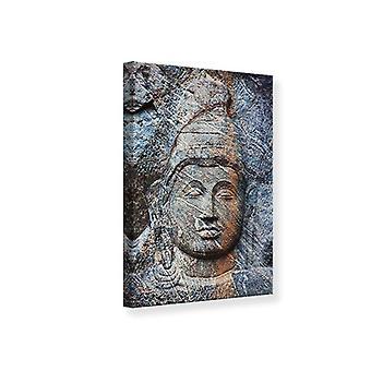 Canvas Print Buddhist Temple