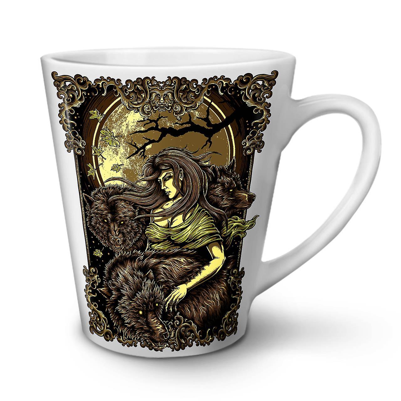 Céramique Café Blanche Mère 12 Fantastique Tasse OzWellcoda En Latte Nature Nouvelle qUMpGVjLSz