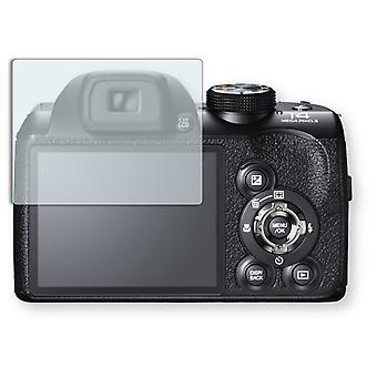 Fujifilm FinePix S4300 display protector - Golebo crystal clear protection film