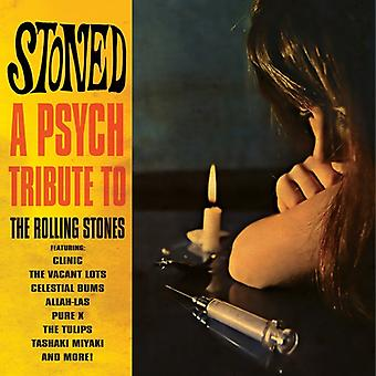 Stoned - hommage aux Rolling Stones Psych - Stoned - hommage à l'importation de Rolling Stones [CD] USA Psych