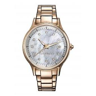Esprit Jane Rose Gold Damenuhr (ES108622003)