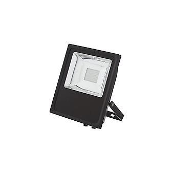 Timeguard Outdoor 100W LED Floodlight, High Output, Black
