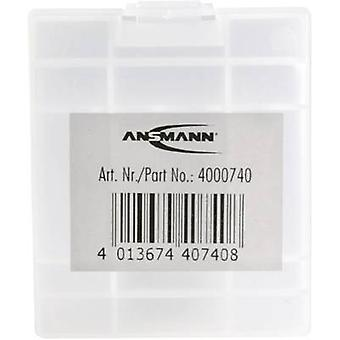 Battery box AAA, AA Ansmann Box 4 (L x W x H) 67 x 55 x 22 mm