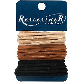 Realeather Crafts Sof-Suede Lace .094