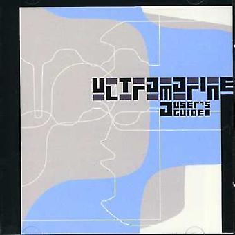 Ultramarin - User's Guide [CD] USA importerer