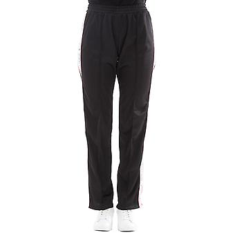 Forte Couture women's FC1SS1839BLACK black polyester joggers