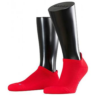 Falke Cool Kick Sneaker Socks - Fire Red