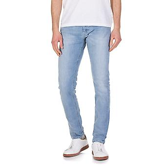 Dondup mens UP232DS169S38G800 Blau cotton of jeans