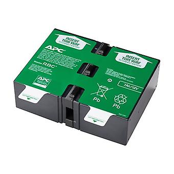 APC Replacement Battery Cartridge 123-UPS battery-1 x lead acid-for Back-UPS XS 1300