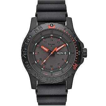 Traser H3 Watch Red combat 104148