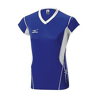 Mizuno Premium Cap rękaw V2EA470171 uniwersalny wszystkie kobiety roku t-shirt