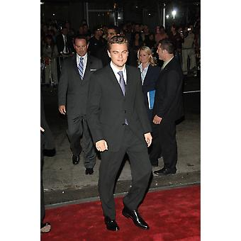 Leonardo Dicaprio At Arrivals For The Departed Premiere Ziegfeld Theatre New York Ny September 26 2006 Photo By William D BirdEverett Collection Celebrity