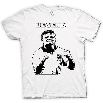 Kids T-shirt - Gazza - Football Legend
