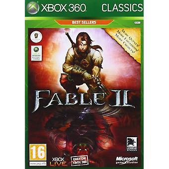 Fable 2 klassiker (Xbox 360)
