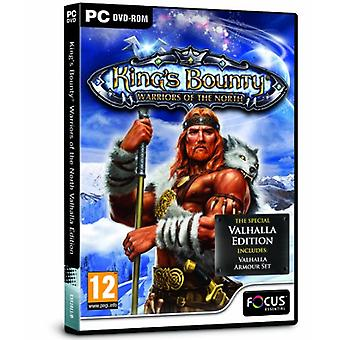 Kings Bounty Warriors of the North Valhalla Edition (PC)