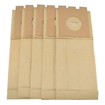 Hoover liberté fin aspirateur poussière sacs en papier