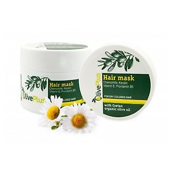 Hair mask for dry, coloured hair 200ml.