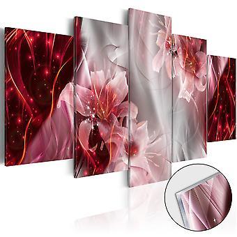 Acrylic Print - Incarnadine Comet [Glass]