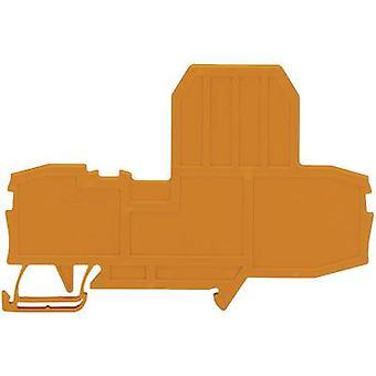 WAGO 2002-992 Endplatte Orange