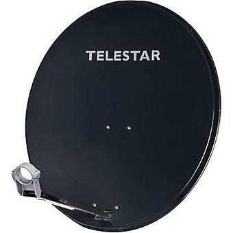 Telestar DIGIRAPID 80 5109721-AG Satellite Dish, , Slate grey