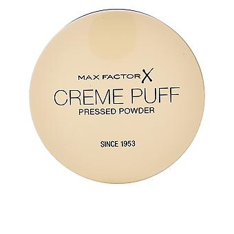 Max Factor Creme Puff Pressed Powder Medium Beige Womens Make Up Sealed Boxed