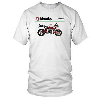 Bimota TESI 3D E Italiaanse motorfiets motor Superbike Biker dames T Shirt