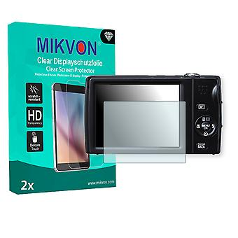 Fujifilm FinePix T510 Screen Protector - Mikvon Clear (Retail Package with accessories)