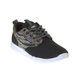 DVS Black-Animal Camo Premier 2.0 Womens Shoe