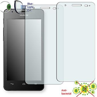 Huawei Ascend G525 dual screen protector - Disagu ClearScreen protector