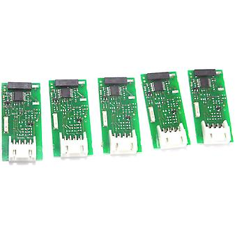 Polar 94032414 RE07L_1 Heart Rate Receiver Board Lot Of 5Pcs