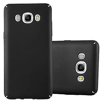 Cadorabo Hülle für Samsung Galaxy J5 2016 Case Cover - Hardcase Handyhülle aus Plastik gegen Kratzer und Stöße - Schutzhülle Bumper Ultra Slim Back Case Hard Cover