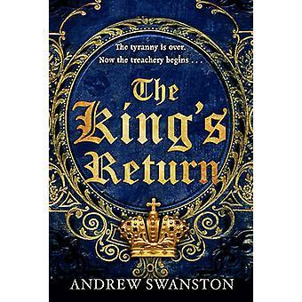 Ritorno del re da Andrew Swanston - 9780552166126 libro