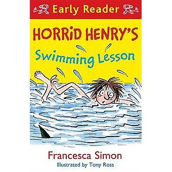 Rampetes svømming leksjon av Francesca Simon - Tony Ross - 97815