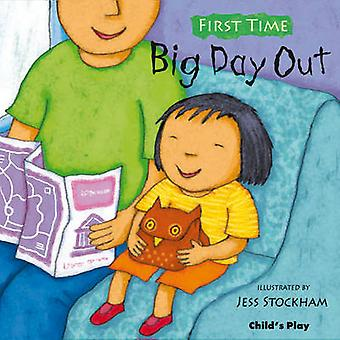 Big Day Out by Jess Stockham - 9781846432828 Book