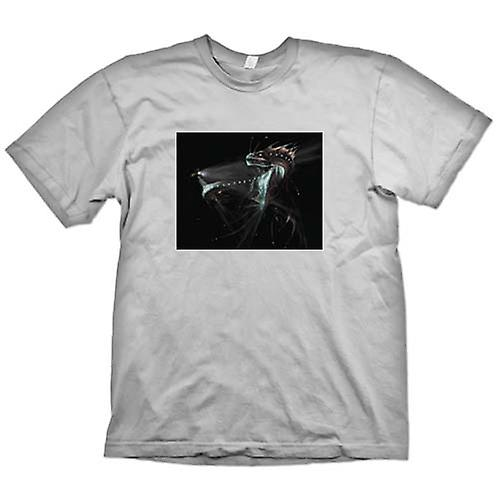 Mens T-shirt - Deep Sea Serpent Abyss Women