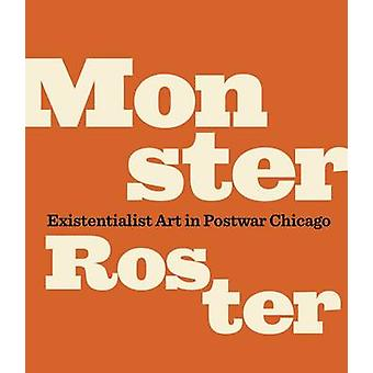 Lista de Monster - arte existencialista de posguerra Chicago por John Corbett